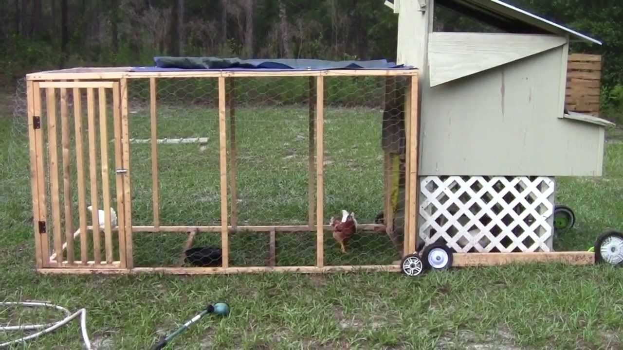 Benefits of homemade chicken coops for Homemade chicken house